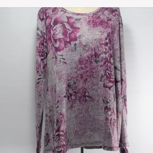 3 for $20 Madison & Berkley Floral Top Size large
